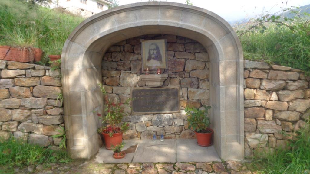 Que Notre Dame de Garabandal nous bénisse tous ! Dsc01919