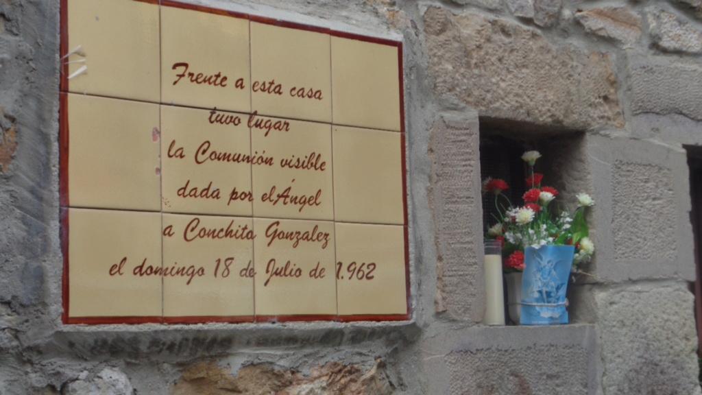 Que Notre Dame de Garabandal nous bénisse tous ! Dsc01927