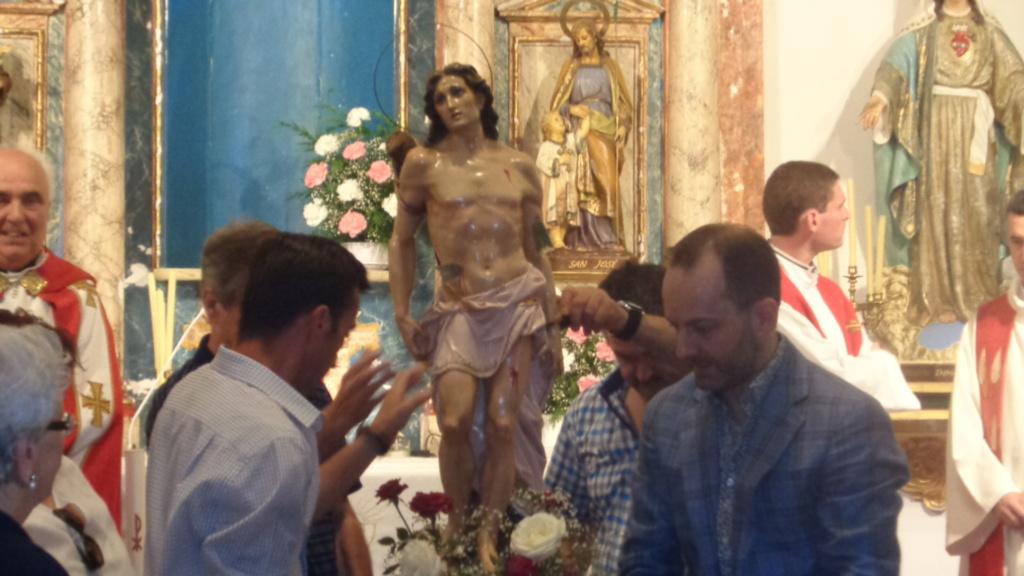 Que Notre Dame de Garabandal nous bénisse tous ! Dsc02020