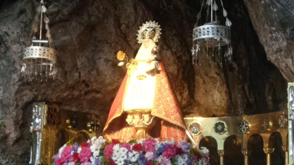 Que Notre Dame de Garabandal nous bénisse tous ! Dsc02027