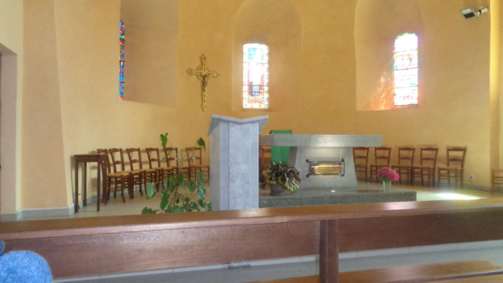 Petit intermède... Semaine du 15 août consacrée à Marie, Notre Très Sainte Mère. Dsc02316