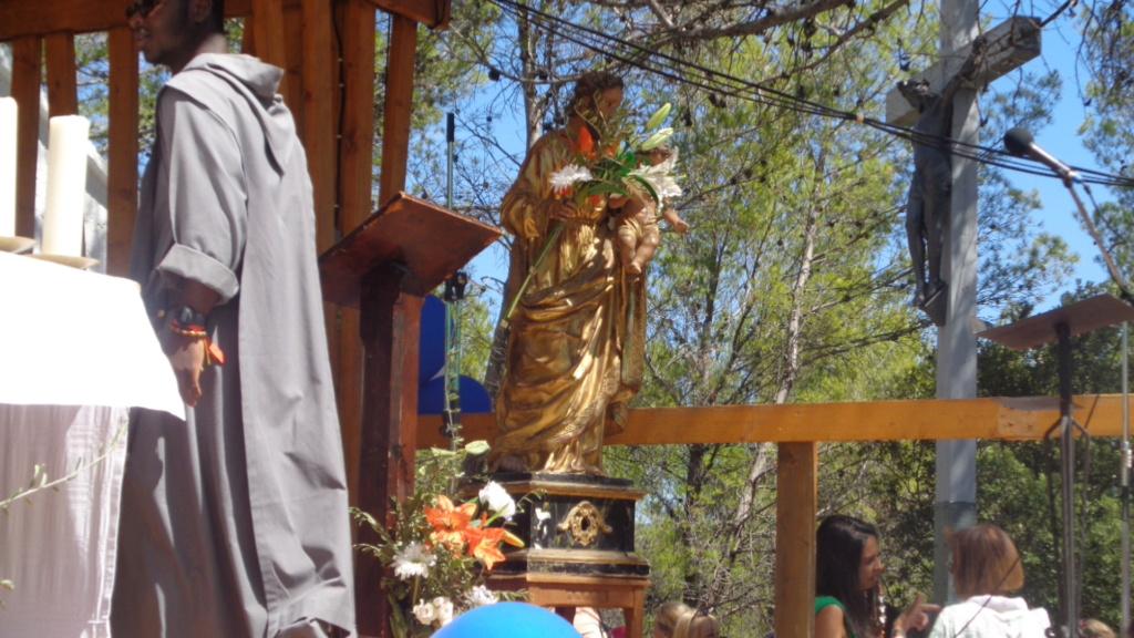 Petit intermède... Semaine du 15 août consacrée à Marie, Notre Très Sainte Mère. Dsc02427