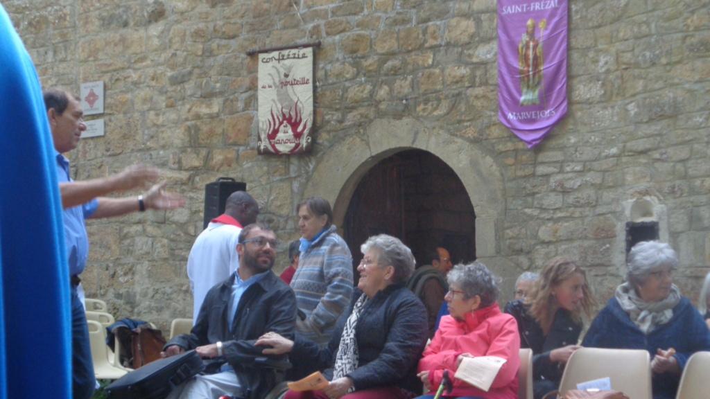 La vie dans nos diocèses - Eglise en Lozère. Dsc02511