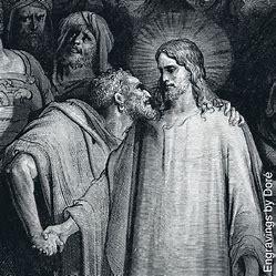 L'Evangile du jour... Prions, méditons. - Page 7 Judas_10