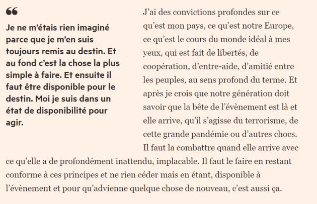 Le pari Bénédictin Macron10