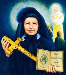 Petit intermède... Semaine du 15 août consacrée à Marie, Notre Très Sainte Mère. Mzolan10