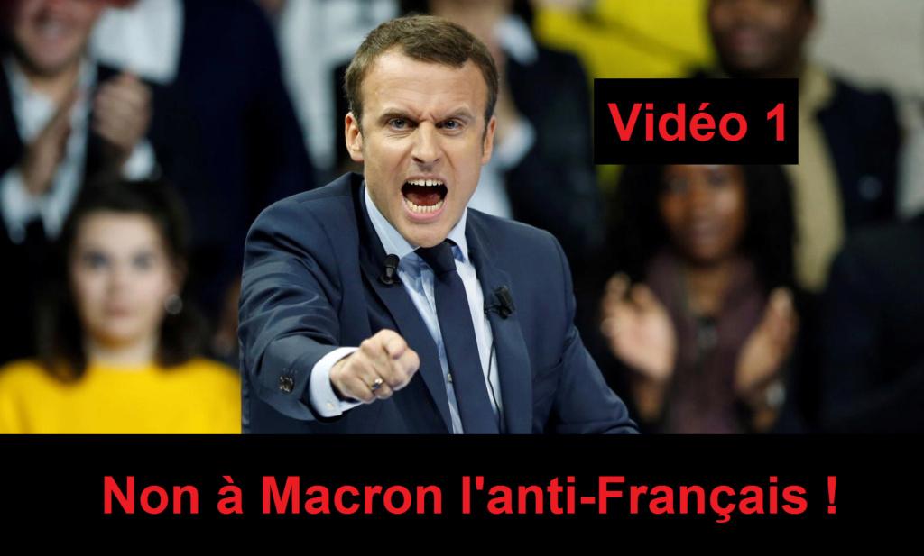 """""""On est en guerre"""" Il a dit E. Macron... Elections en vue ! Non_ze10"""