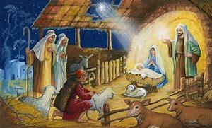 Belle et sainte nuit de la Nativité du Seigneur ! Douce nuit, sainte nuit...  Nozol_10