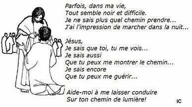 L'Evangile du jour... Prions, méditons. - Page 7 Parfoi11