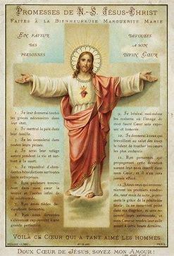 Prière perso au SACRE-COEUR de Notre Seigneur JESUS-CHRIST. Promes10