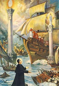 Les trois prophéties de Saint Don Bosco. Saint_12