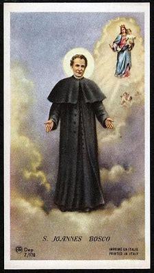 Les trois prophéties de Saint Don Bosco. Saint_13