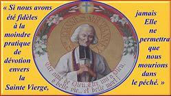 Le sacerdoce, c'est l'amour du Coeur de Jésus (Saint Curé d'Ars) Saint_14