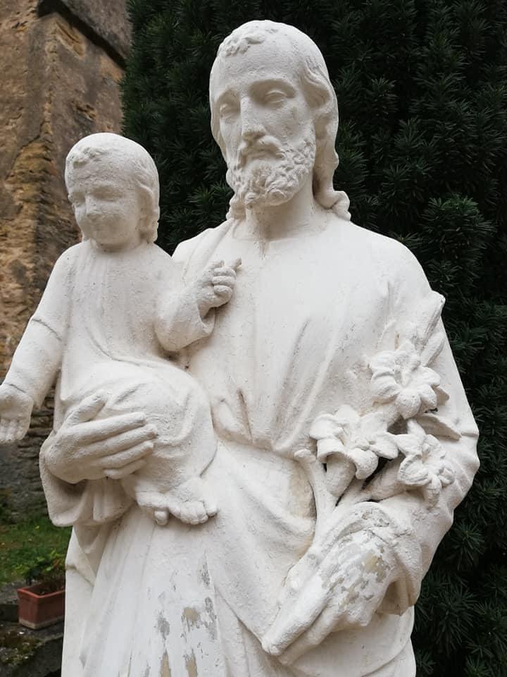 Le M de MARIE - La grande Marche de Saint Joseph - ETE 2021 - St_jos11