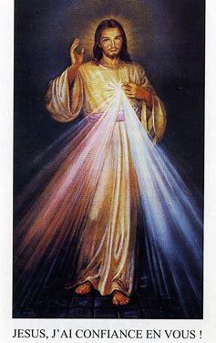 Fête de la Miséricorde Divine : JESUS, nous avons confiance en Vous ! Tablea10