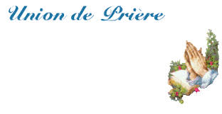 La Communauté de St Joseph - Puimisson  (Père Verlinde) en deuil : Prions Union_13