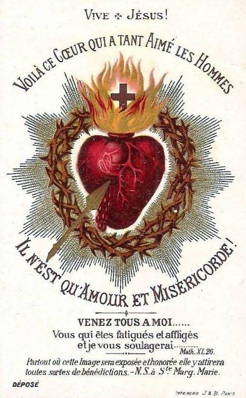 On a oublié le Sacré Cœur de notre Seigneur Voici_10