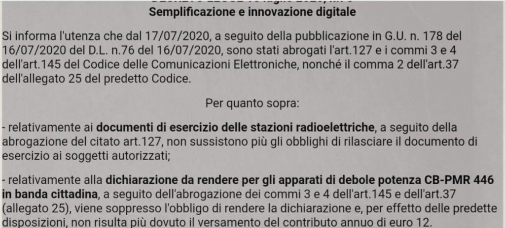 Consigli per acquisto radio/cb 3da12510
