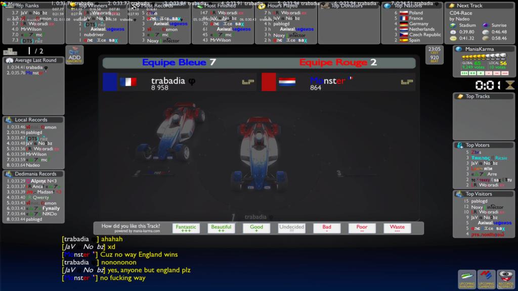 traba vs. MonsterX Captur23