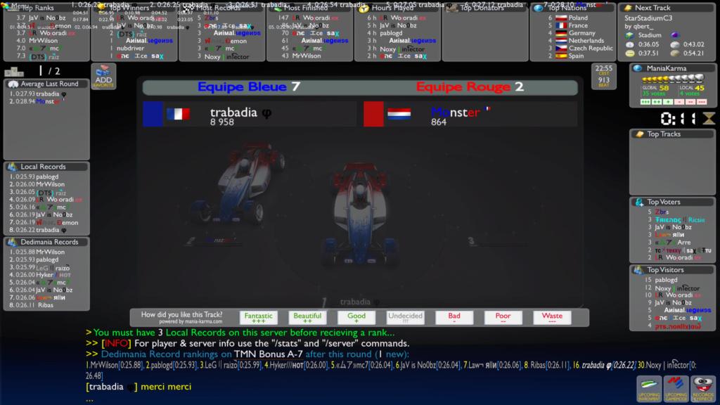 traba vs. MonsterX Captur24