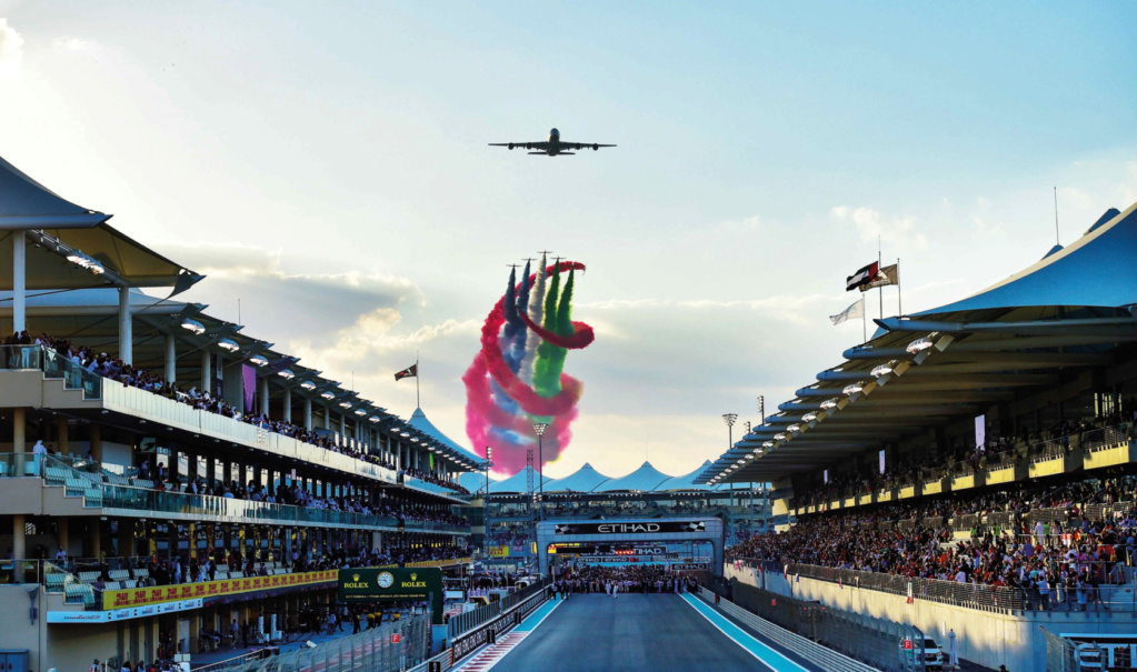 Abu Dhabi Grand Prix Flypast Etihad10