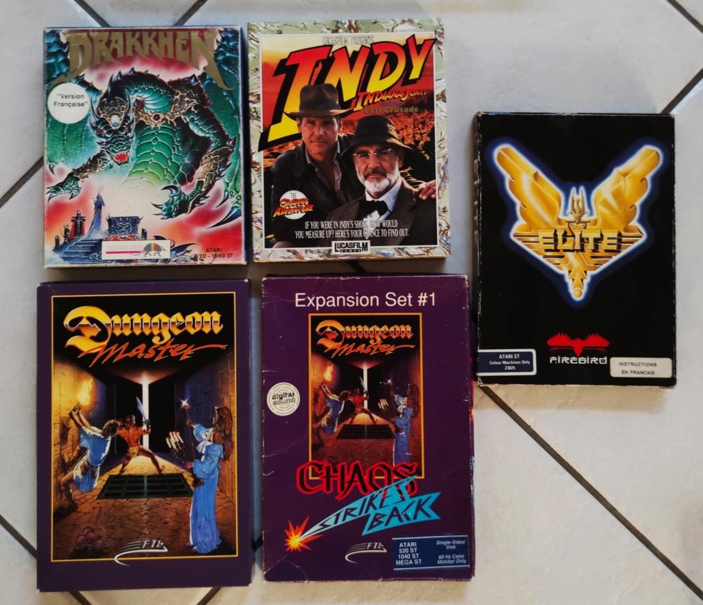 [VDS] Jeux Atari ST en boîte 16000011