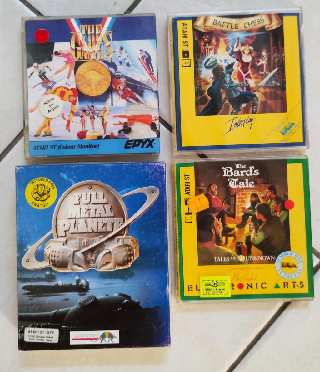 [VDS] Jeux Atari ST en boîte 16000012