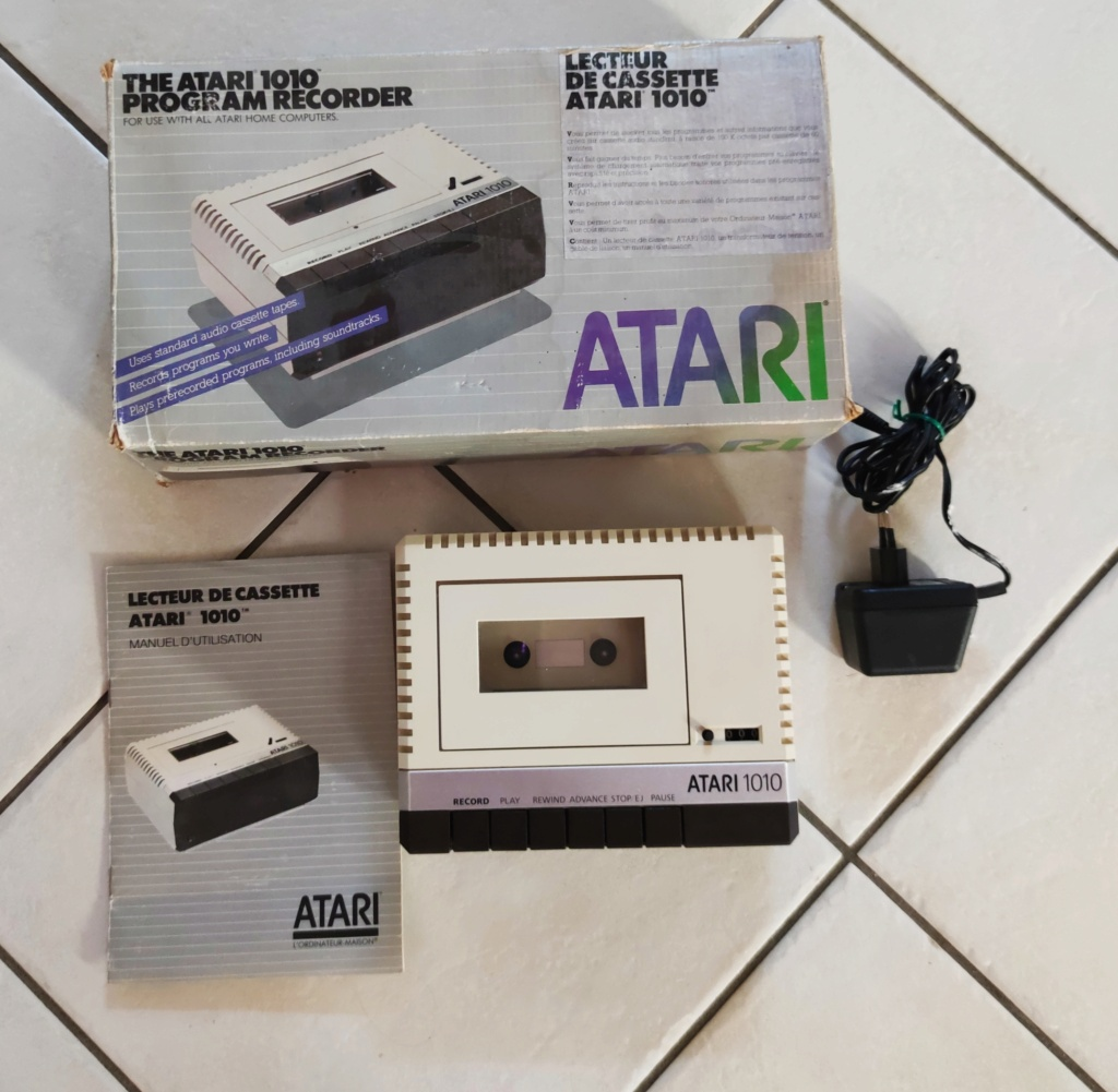 [VDS] Périphériques Atari 8 bits en boîte 16002610