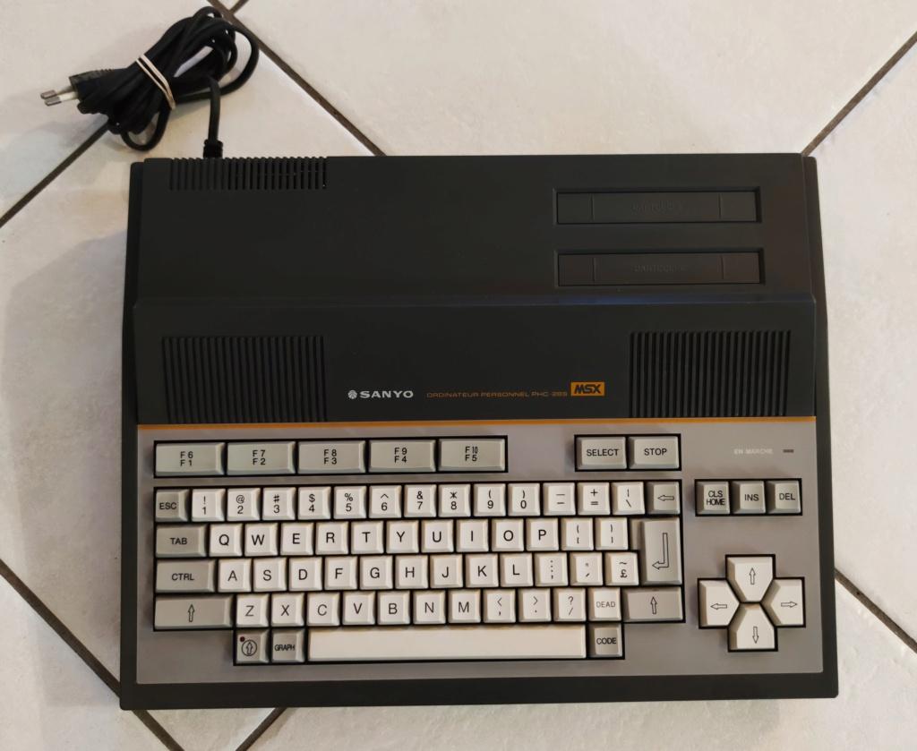 [VENDUS] Ordinateurs MSX 16003510