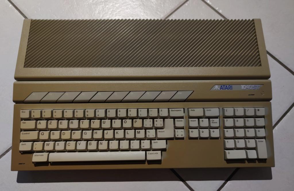 [VENDU] Atari 1040 STE en boîte 16003512