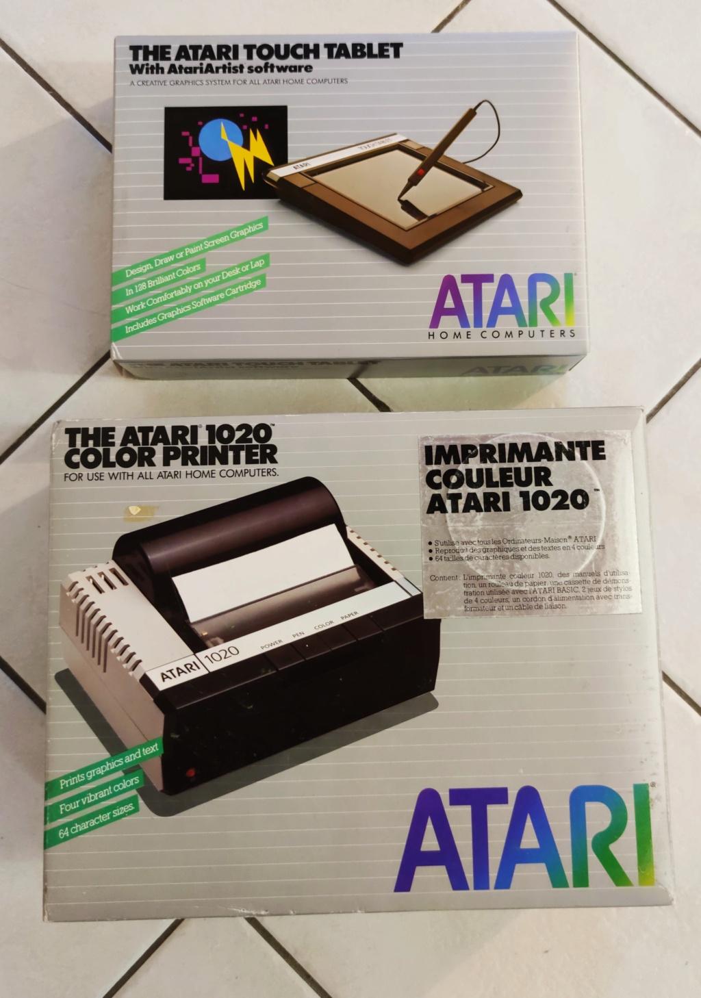 [VDS] Périphériques Atari 8 bits en boîte 16011210