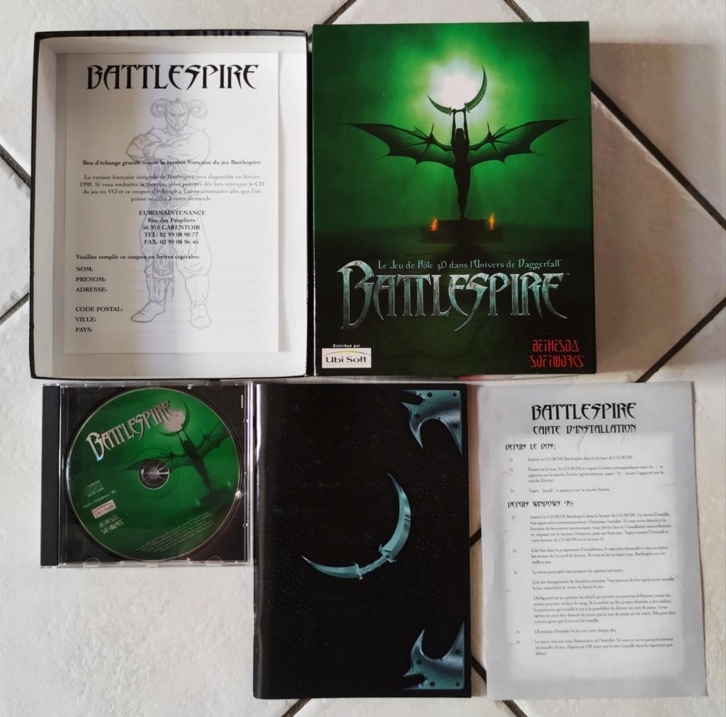 [ESTIMATION] Jeux PC Big Box 16024110
