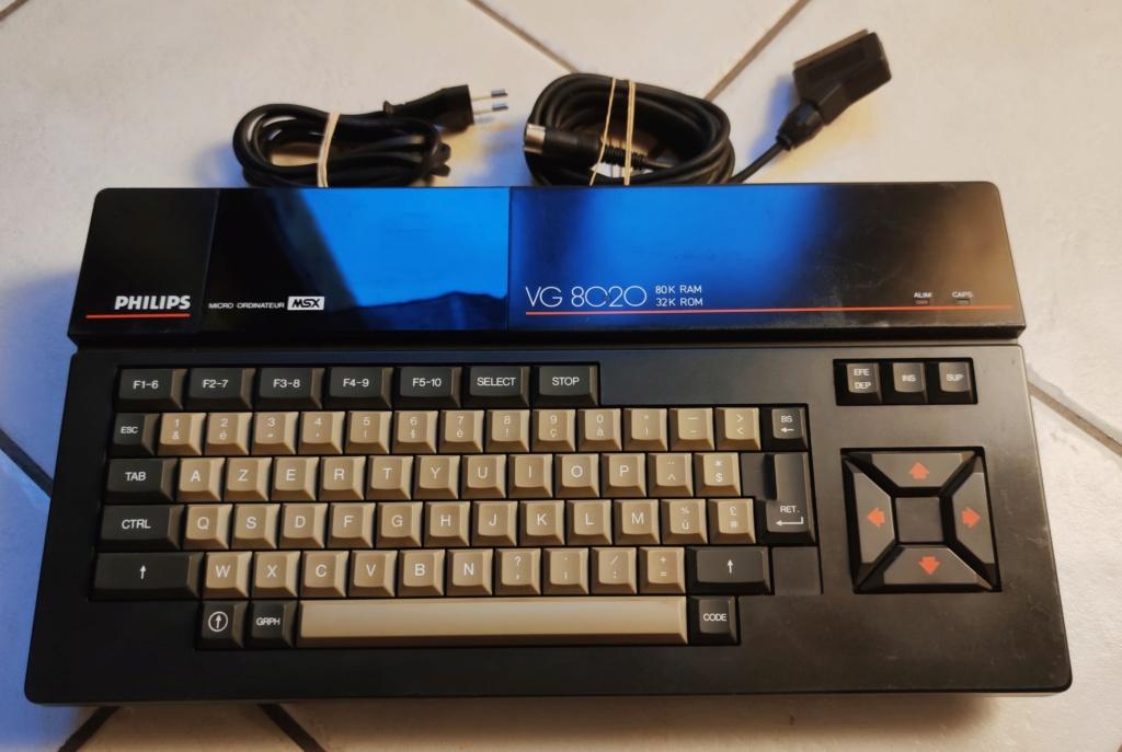 [VENDUS] Ordinateurs MSX 16036412
