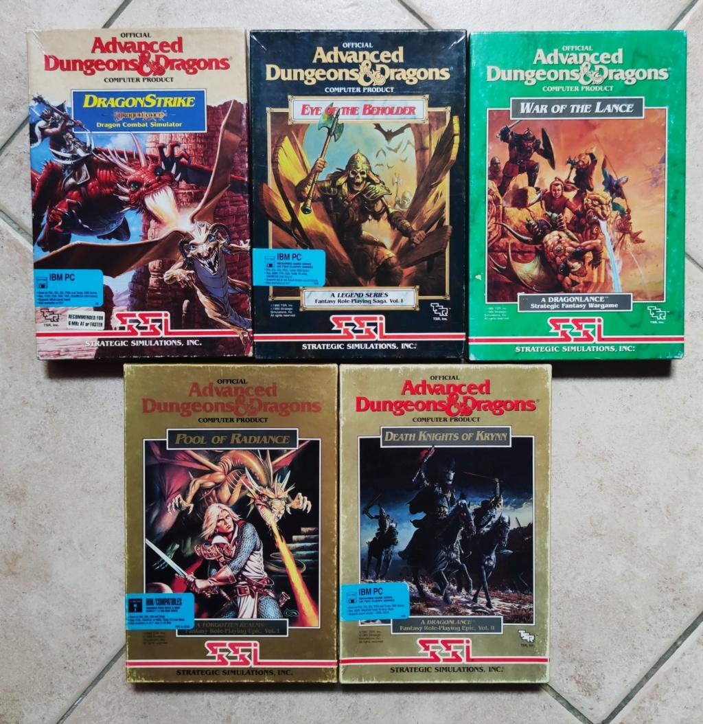 [ESTIMATION] Jeux PC Big Box - Licence Donjons & Dragons 16187311