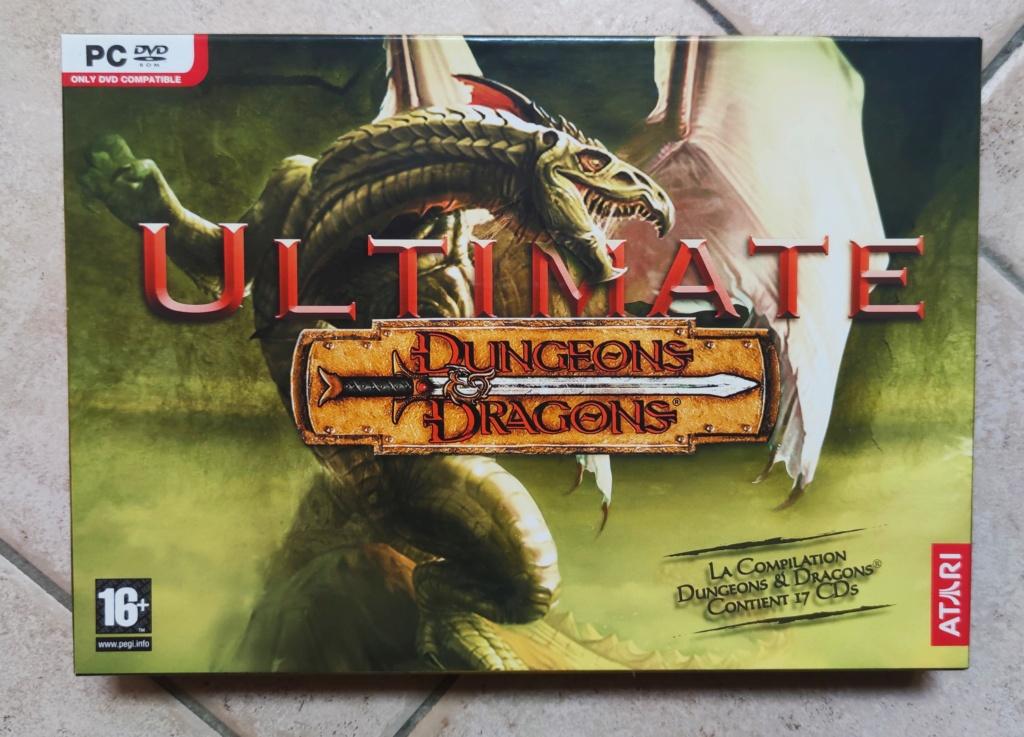 [ESTIMATION] Jeux PC Big Box - Licence Donjons & Dragons 16188110