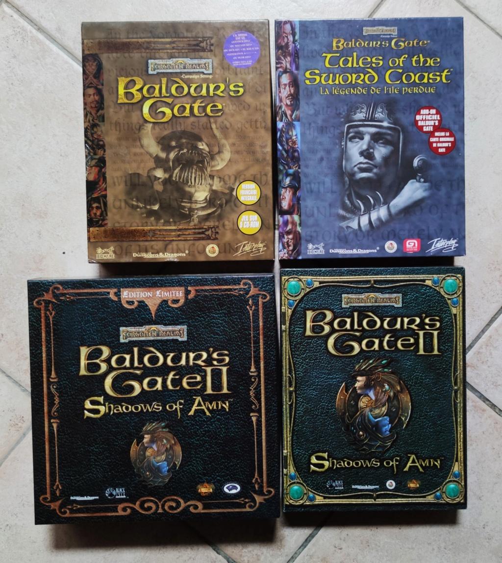 [ESTIMATION] Jeux PC Big Box - Licence Donjons & Dragons 16190111