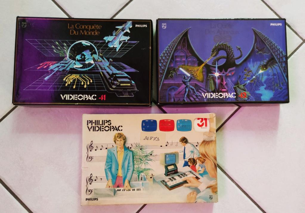 [VDS] Jeux Videopac / Videopac+ et JOPAC Img_2045