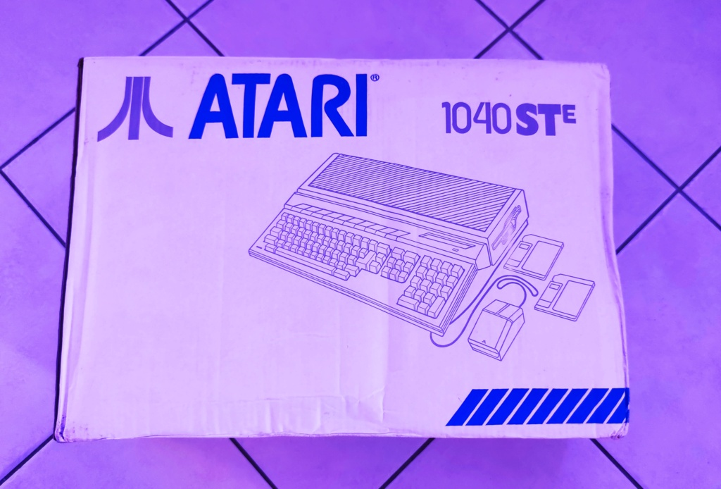 [VENDU] Atari 1040 STE en boîte Img_2085