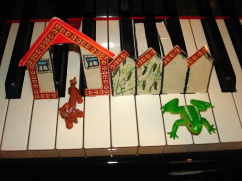 Первый урок, знакомство с фортепиано 665goy10