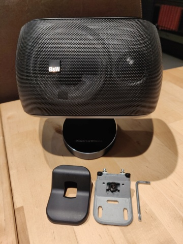 Bowers & Wilkins M-1 Satellite Speaker (single unit) Bw_m-113
