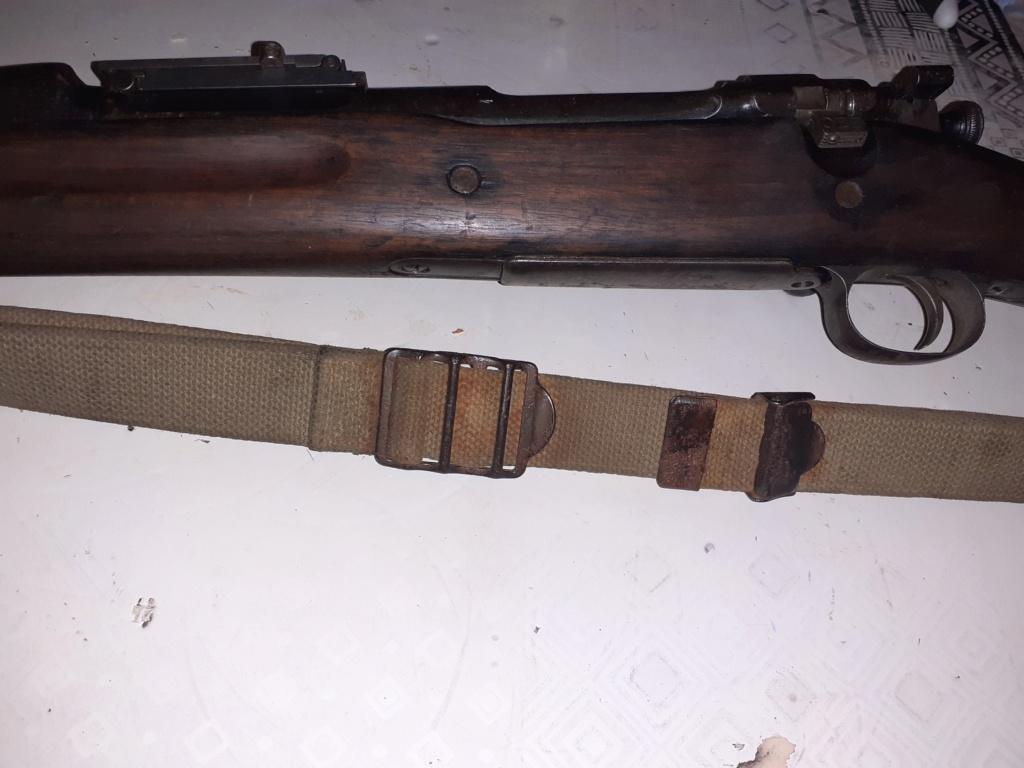 Springfield 1903 armée française 1942 20201010