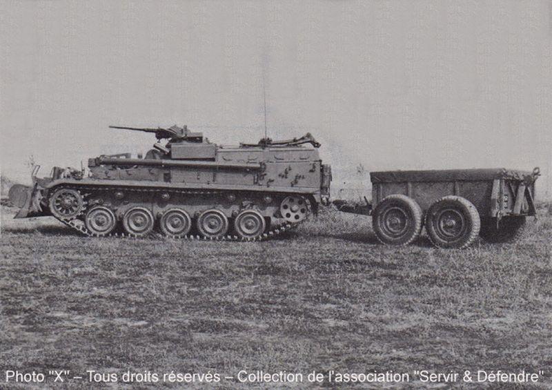 AMX 13 XTA et VTT munitions 1/35 heller  311