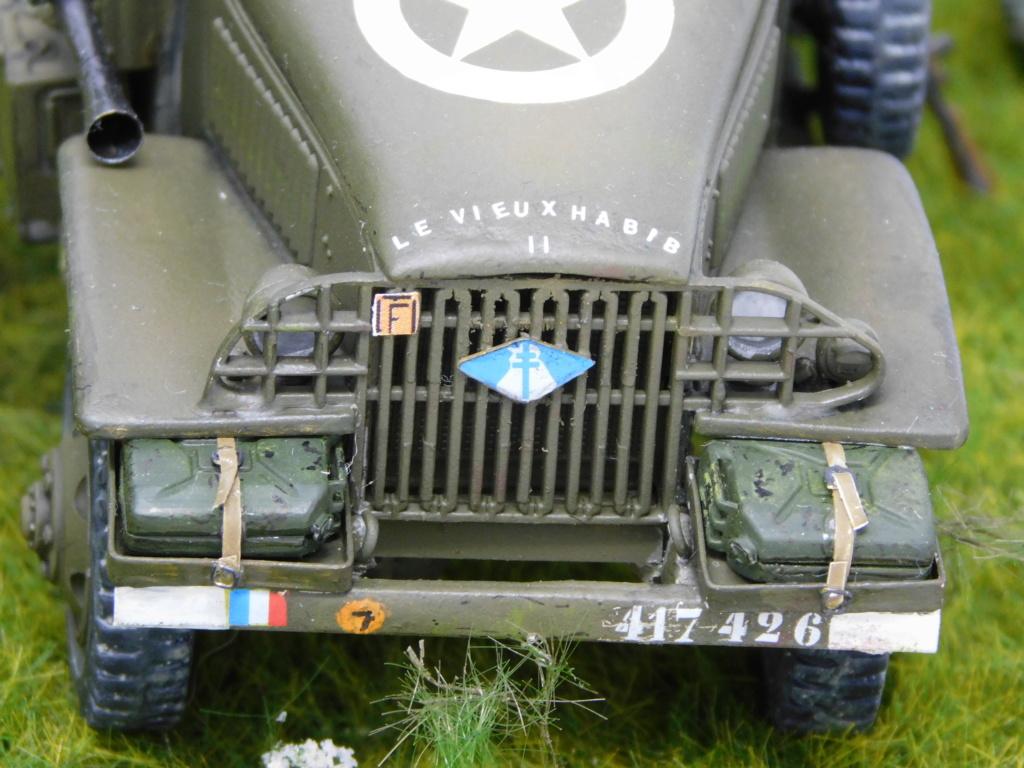 Camion GMC équipé d'un canon de 40 m/m Bofors - marque HOBY BOSS - échelle 1/35 TERMINE. - Page 2 Dscn0614