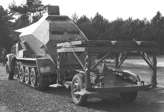 V2 de marque REVELL et locotracteur JUNG en scratch; échelle 1/35  TERMINE Image_16