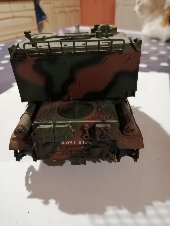 Canon automoteur de 155mm Au F1 sur châssis AMX 30 Réf 81129 Img_2290