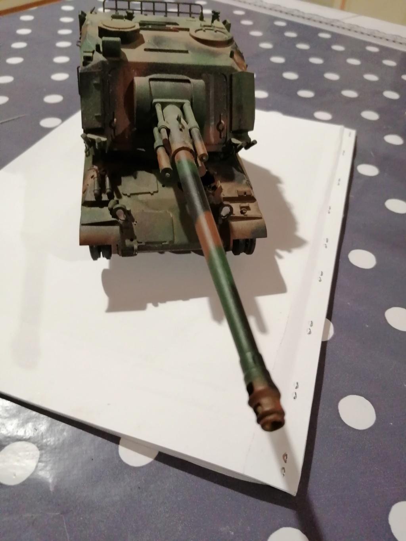 Canon automoteur de 155mm Au F1 sur châssis AMX 30 Réf 81129 Img_2293