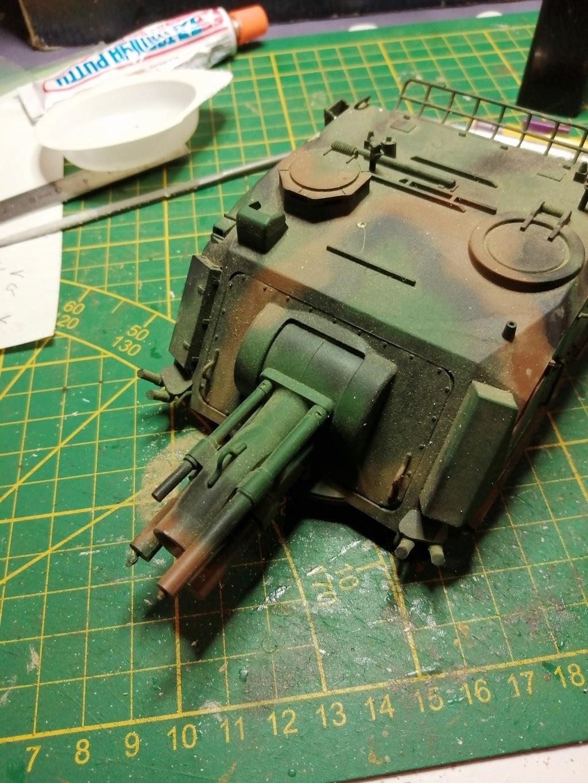 Canon automoteur de 155mm Au F1 sur châssis AMX 30 Réf 81129 Img_2295