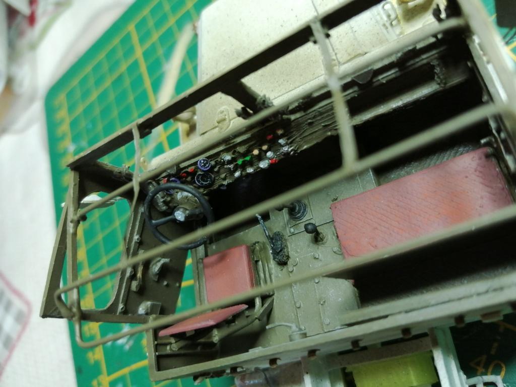 Camion BERLIET GBC 8 KT citerne (SCRATCH) échelle 1/35 - Page 3 Img_2388