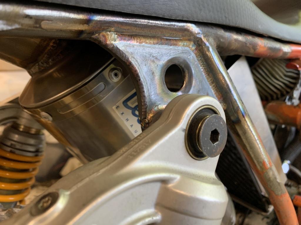 Mes pétoires KTM flat + Ducati café  2f79f310