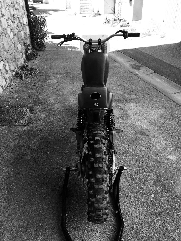 Mes pétoires KTM flat + Ducati café  3ca2f810